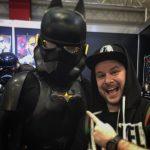 Stormtrooper meets Batman
