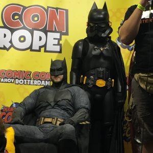 Batman und der BatTrooper passend zum Rebirth