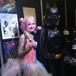 Harley mit BatTrooper