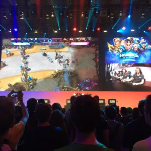 Gamescom | Heroes of the Storm MatchGamescom | Heroes of the Storm Match