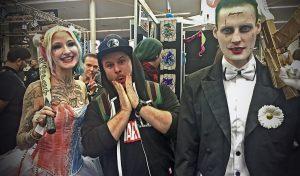 Harley Quinn und der Joker