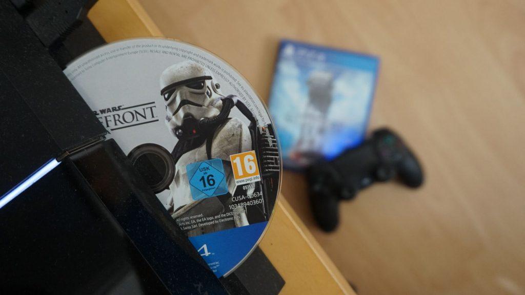 Besonders Star Wars: Battlefront 1 sagte man nach, dass die fehlende Story zum Niedergang der Reihe führen würde.