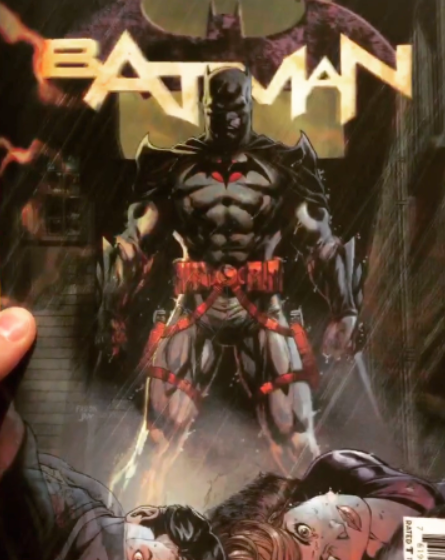 Batman - Lenticular Cover