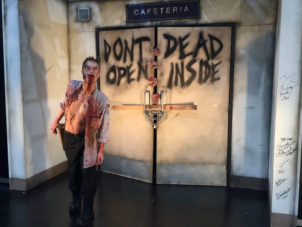 Dont open, Dead inside