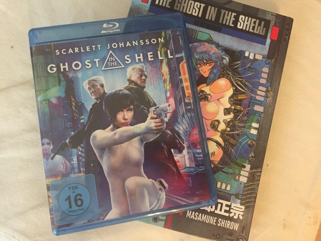 Ghost in the Shell gibt es inzwischen auch auf Netflix. Wann werden wir die Gelegenheit haben Scarlet Johansson wieder in solchen Filmen zu sehen?