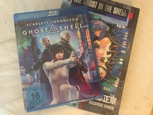 Auch auf Netflix: Ghost in the Shell