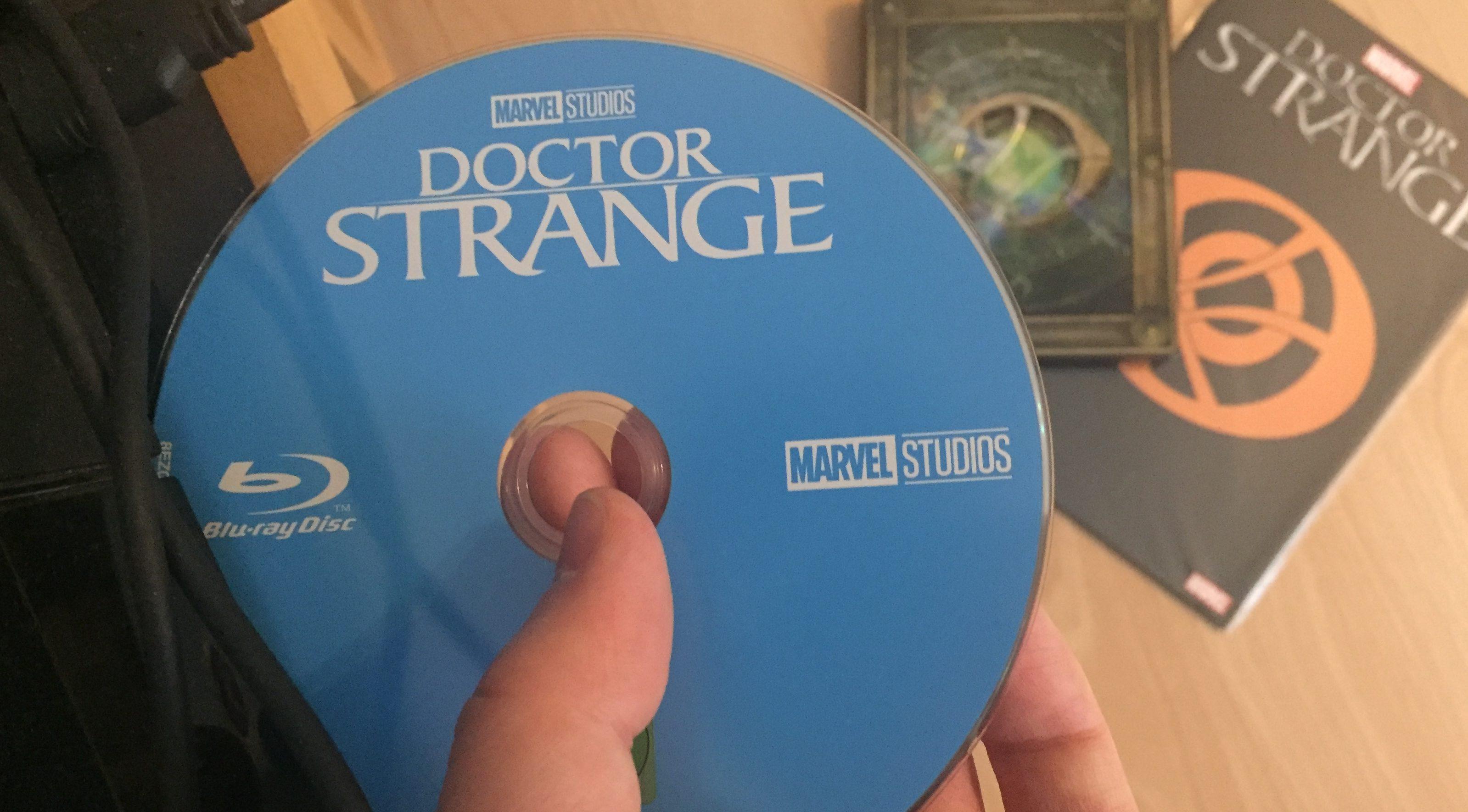 Dr. Strange bald auf Netflix?