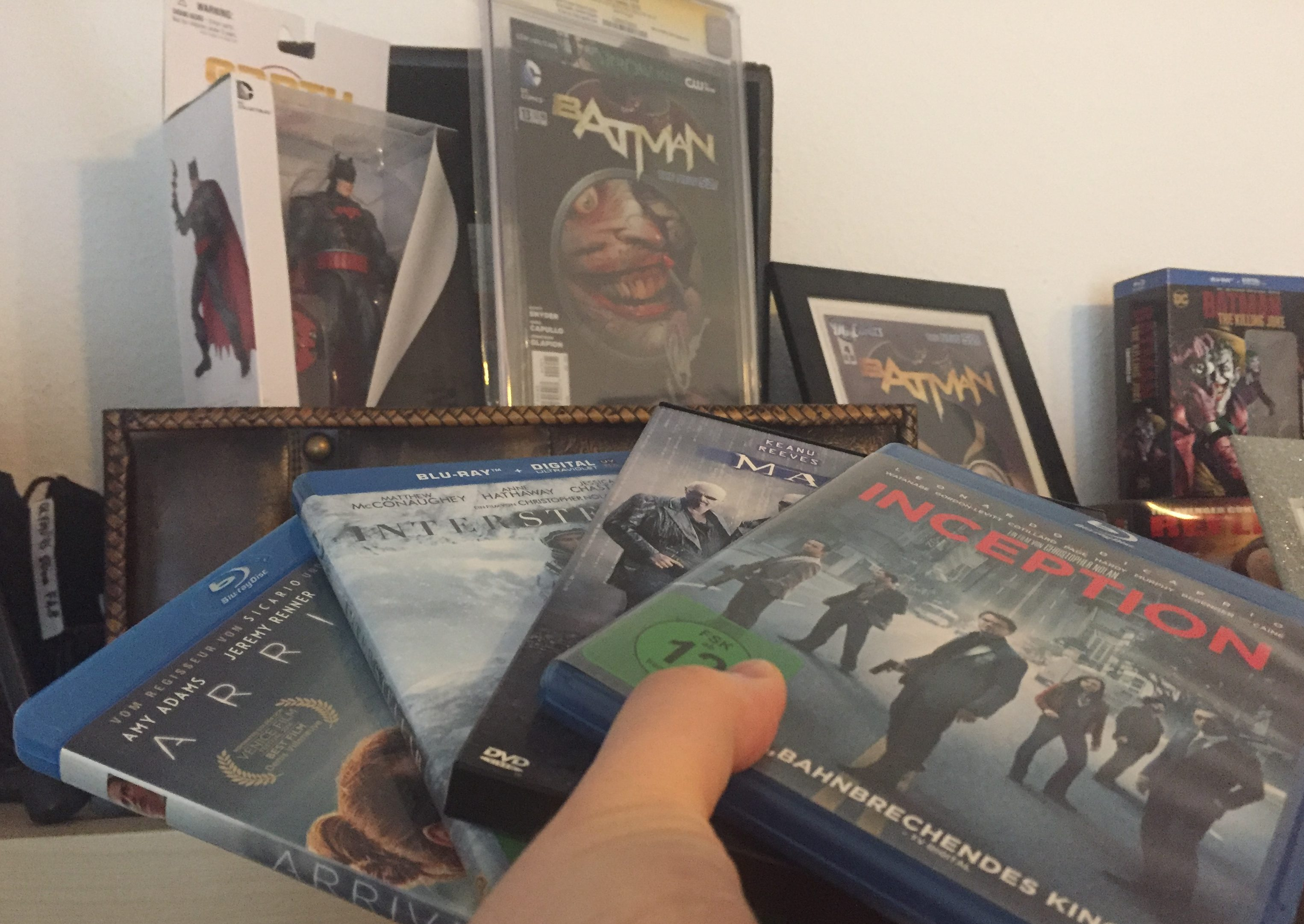 Filme und Comics