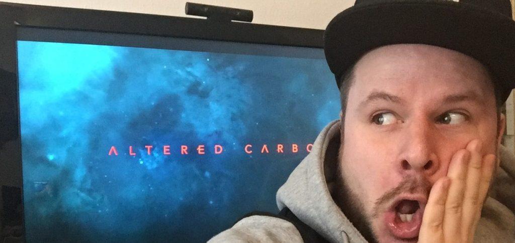 Altered Carbon ist der Netflix Serienhit des Jahres 2018