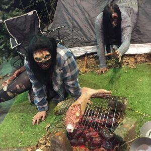 Zombies im Zelt