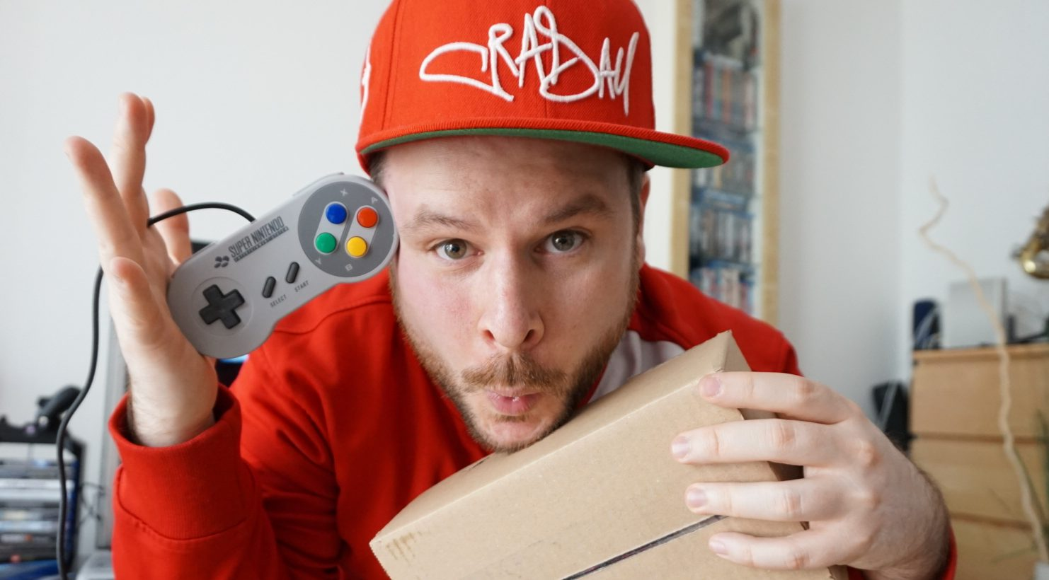 Gaming trifft Pappe: Nintendo Labo