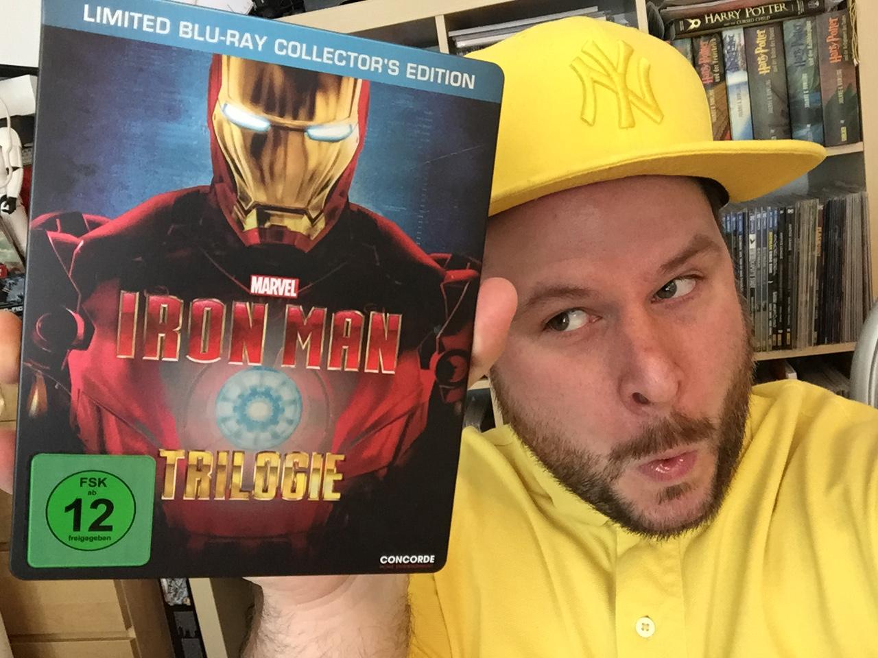 Mit Iron begann die Marvel Saga. 10 Jahre ist es her.