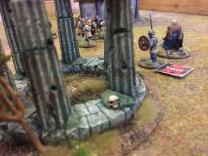 Das Tabletop SAGA von Stronghold Terrain