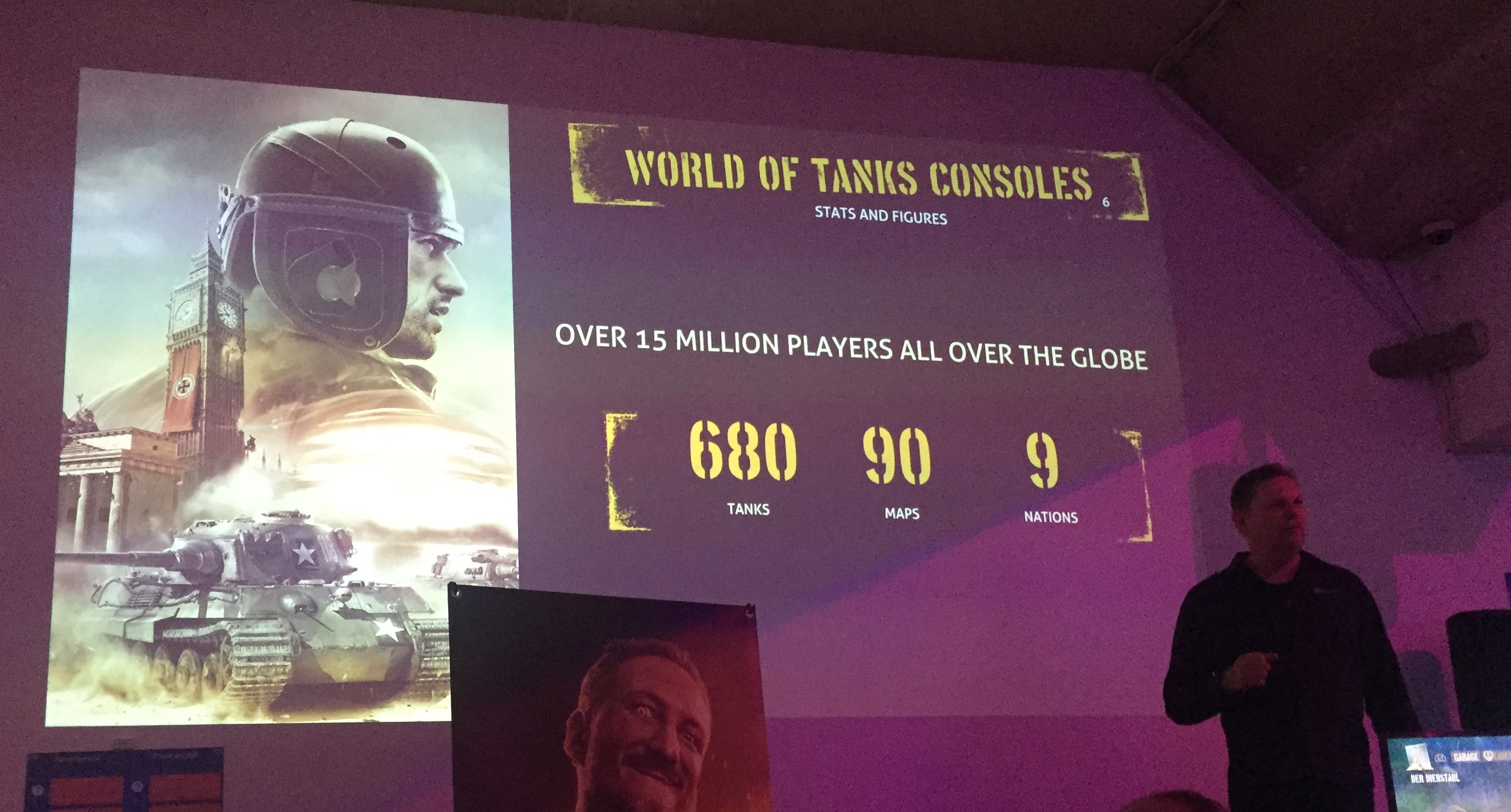 Mehr Tanks
