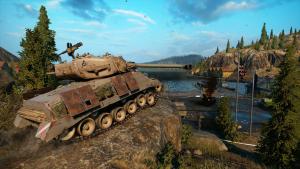 Romantik für Tanks