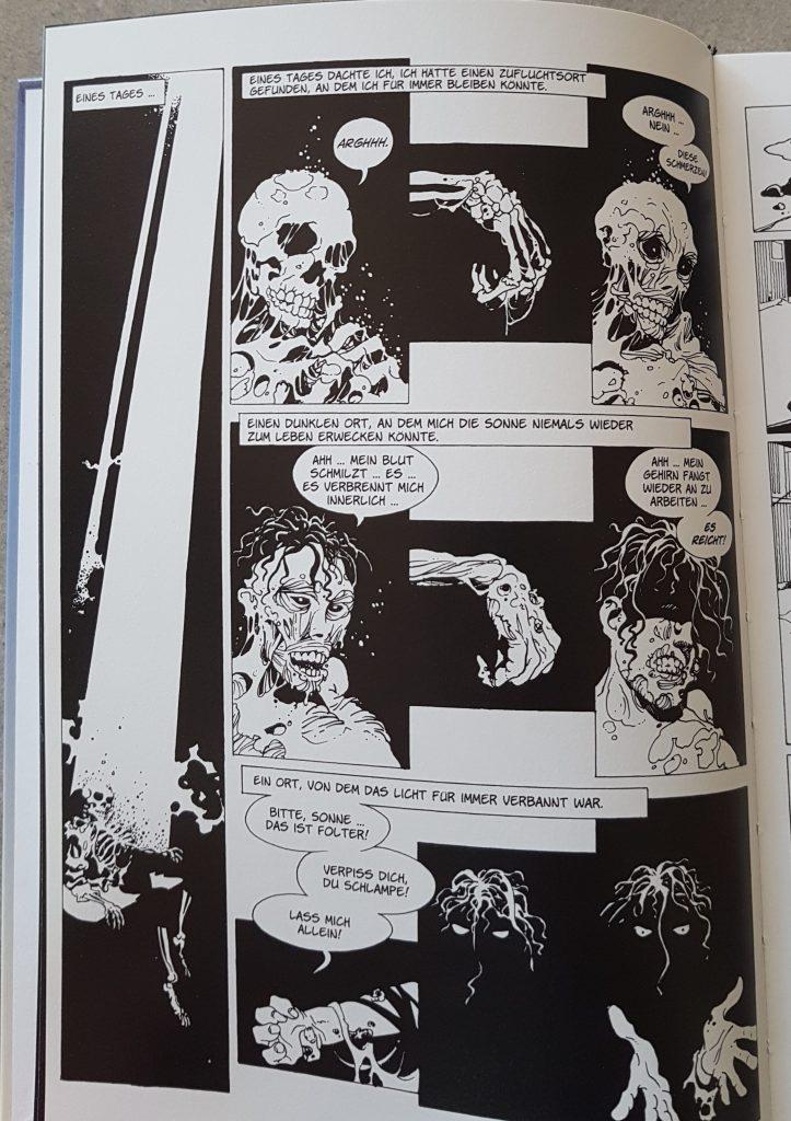 VampireBoy | Die Panel
