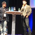Bühnenprogramm: machRADAU mit Stanislav Yanevski im Star-Talk auf der Comic Con Bodensee 2018