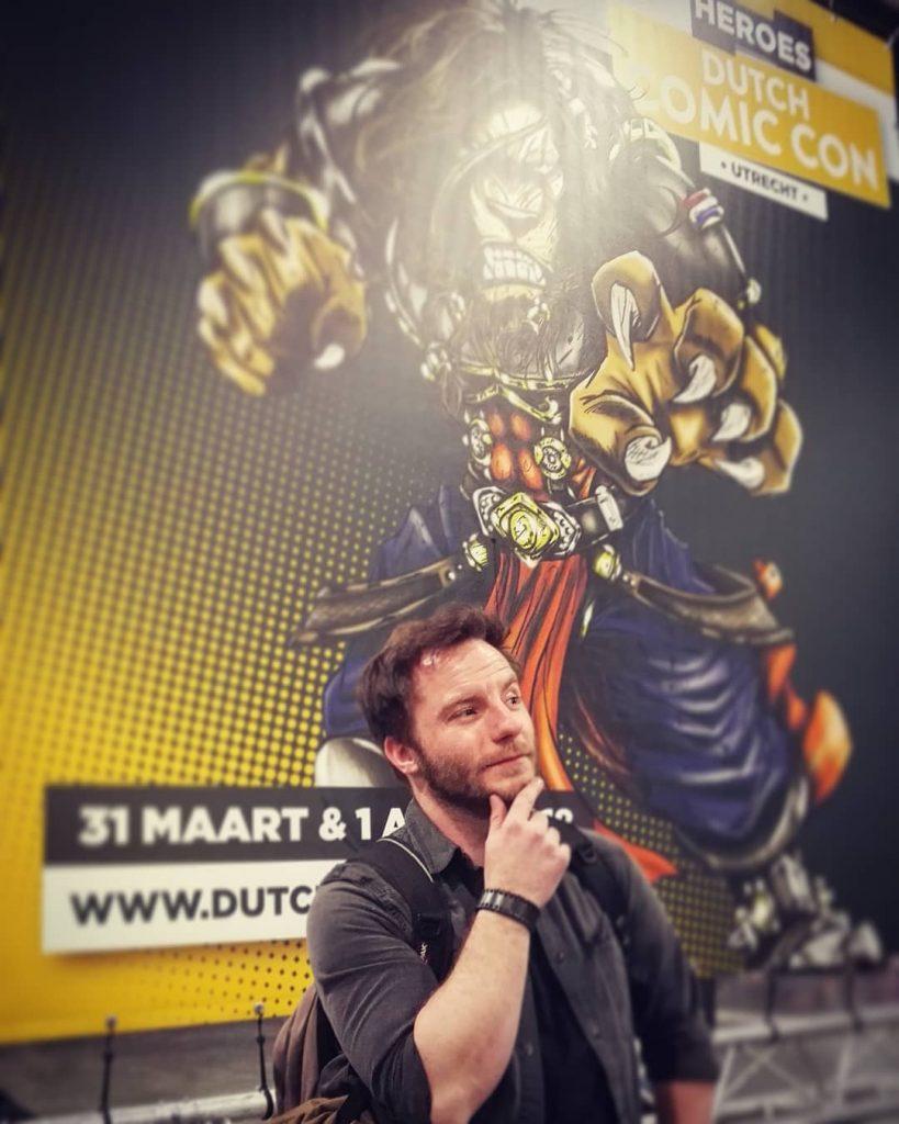 Comic Engine ist auf nationalen und internationalen Convention als Gast bekannt.