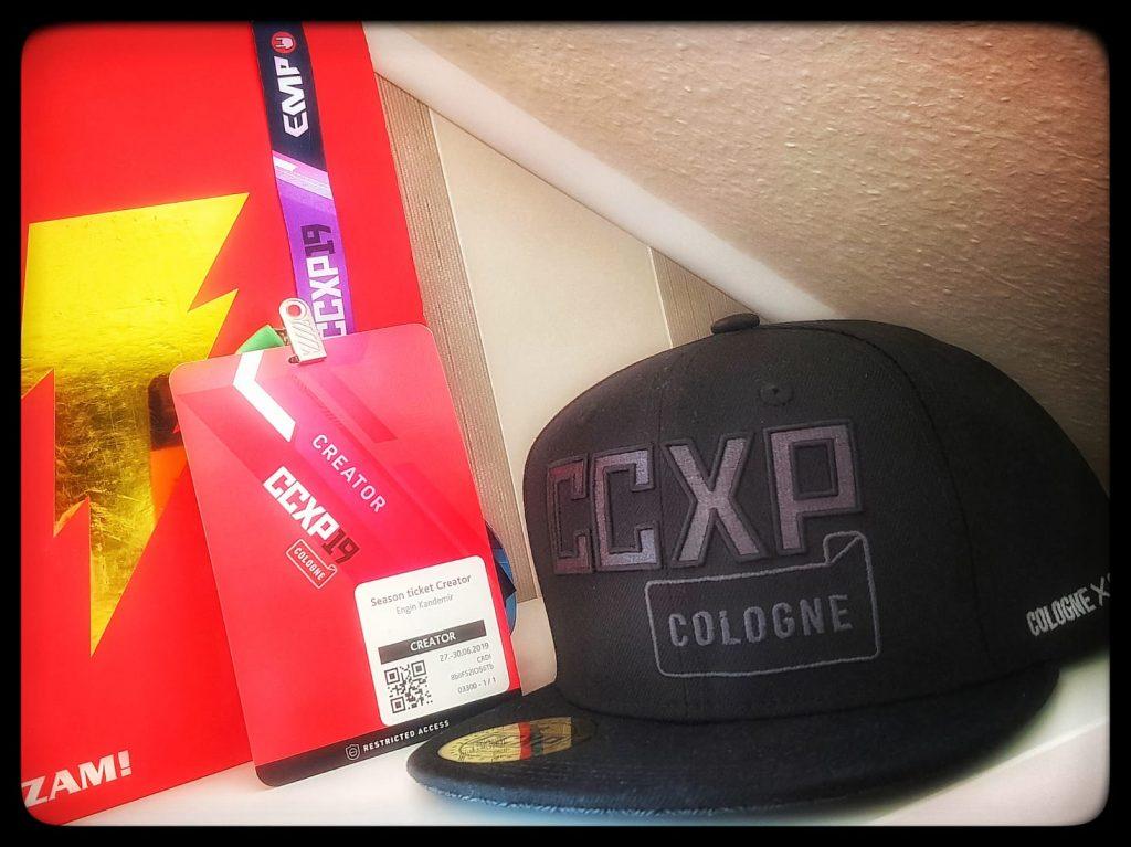 Die CCXP überzeugte mit Merchandise, Ticketdesign und viel Spaß. Tolle Convention!